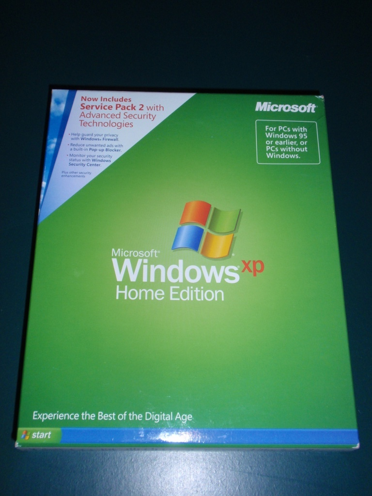 Windows Xp Home