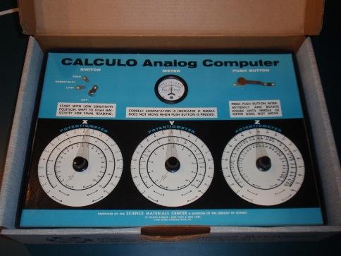 Calculo Analog Computer